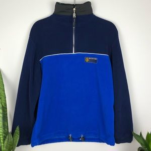 Vintage Bogner Active Fleece Pullover 1/2 Zip